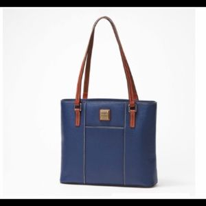 Dooney and Bourke pebble leather